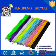 Red Colour Varnished Spoke for Bicycle And Motorcycle
