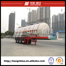 Dangerous Cargoes Semi-Trailer, Chemical Tank Truck   for Sale