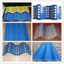PVC Coated Wind Dust Net with High Quality