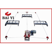 Automatic manure removal A type galvanized automatic chicken layer cage