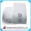Dekorative faltbare Papierkasten Soem-Gewohnheit druckte die kosmetische Kastenverpackung