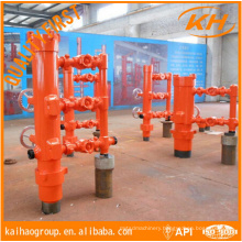 """casing cement head with double plugs 13-3/8"""" 20Mpa"""