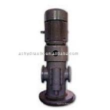 3GCL marine vertical three screw pump for marine
