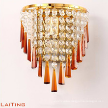 European style crystal wall lamps for home chandelier 32401