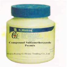 Premix Sulfametoxazol para Veterinária