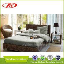 Elegant Rattan Sofa Bed (DH-8680)