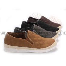Женская обувь досуг обувь ПУ с веревкой Подошва СНС-55004