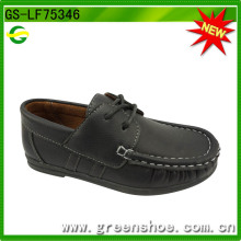 Hot Selling Wholesale Hole Children Shoes Boy (GS-LF75346)