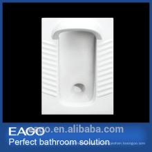 EAGO cerâmica frente bandeja caminho Squat pan com fender DA3090-1