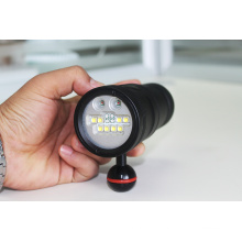 Manufacturer Spot/Video Diving Lamp/ Diving light/ Diving Flashlight