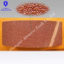 Atacado de óxido de alumínio abrasivo gxk51 Cinto De Areia De Rolo De Pano Abrasivo