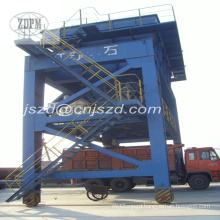 Fixed Dust Proof Type Hopper Dry for Unload Truck