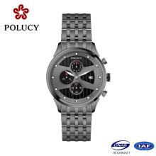 Benutzerdefinierte 316L Herren Chronograph Uhren