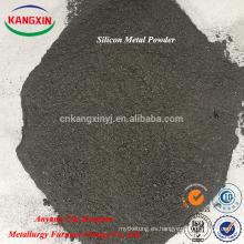 Polvo de metal de silicio de precio razonable de calidad superior