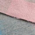 70% poliéster 30% lã cheques para as mulheres vestuário