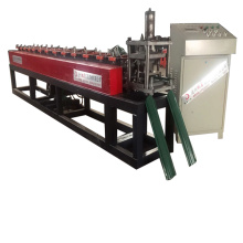 Steel Metal Fence Roll Forming Manufacturing Machine