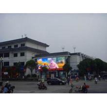 110-220 VAC DIP Large Full Color Outdoor LED Video Signs Fo