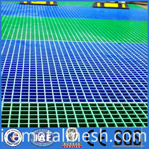 non-slip and safe access walkway mild steel grating