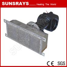 Fireplace Burner Gas Parts, Small-Scale Metal Fiber Burner