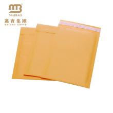 sacos de envio pelo correio feitos sob encomenda da bolha do papel de embalagem da cor