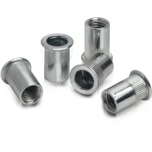 Aluminum Standard Parts Threaded Insert Rivet