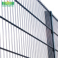 double wire mesh fence and gateS