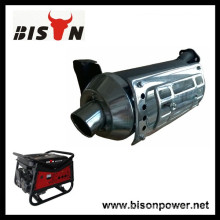 BISON(CHINA) silencer muffler generator