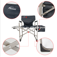 Klappstuhl aus Kunststoff Verstellbarer Liegestuhl