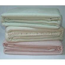 Manta de seda pura, seda ropa de cama, manta de seda