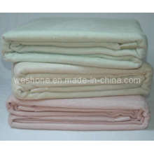 Couverture en soie pure, literie en soie, couverture soie