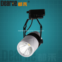 LED track Spot light 900-1000lm supermarket shops ceiling track light