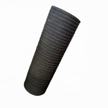high adaptability Flexible large diameter hose suction 8inch slurry water rubber hose