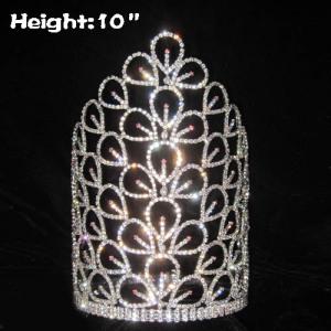Venta al por mayor Unique Big Pageant Crowns