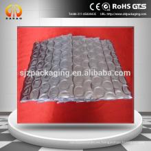 Papel de aluminio con burbuja de aire