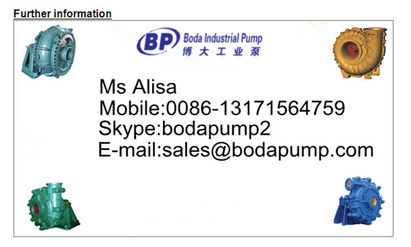 API610 chemical pump