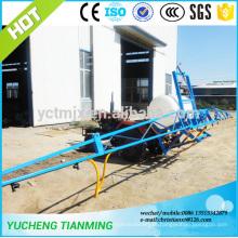 Trator montado pulverizador agrícola da terra