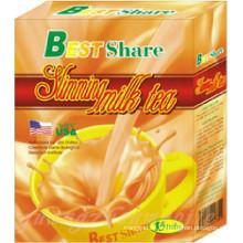 Mejor cuota adelgazante peso pérdida té de la leche