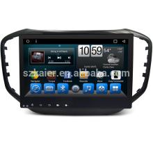 Wholesale OEM Android Car dvd Video Player tela de rádio estéreo para Chery Tiggo 5 Navegação GPS com TV Smartlink IPod Camera 3G