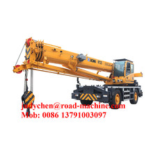 XCMG RT25 All Wheel Drive خشن TerrainCrane