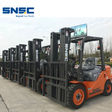 New Condition 3Ton Forklift 3M Height