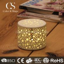 Lâmpada de mesa conduzida cerâmica do fornecedor de China para a casa e o hotel
