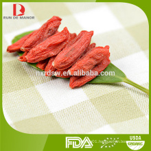 Manufacture sale wholesale high quality wolfberries/dried goji berries price