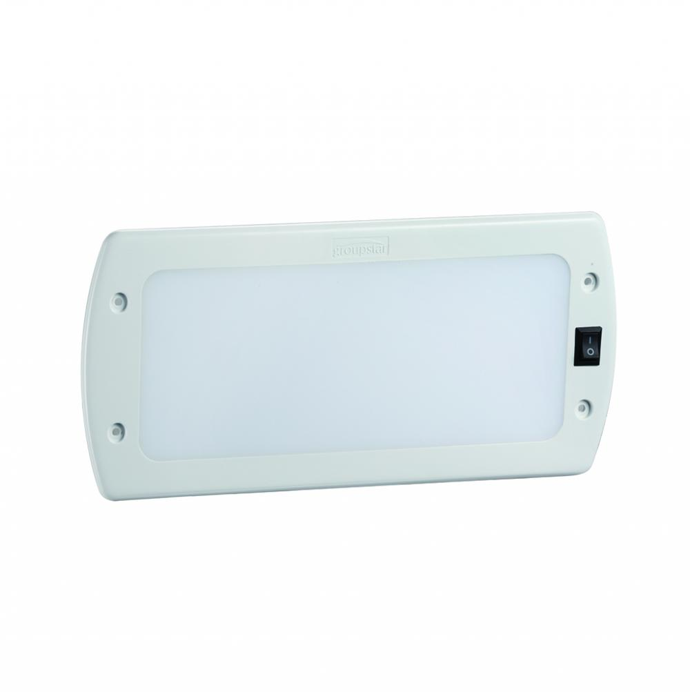 10-30V Oblong RV Interior Dome Lighting