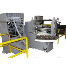 Máquina cortadora de tiras de hierro de tamaño mediano