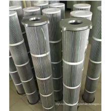 Cartucho de filtro de aire de polvo antiestático