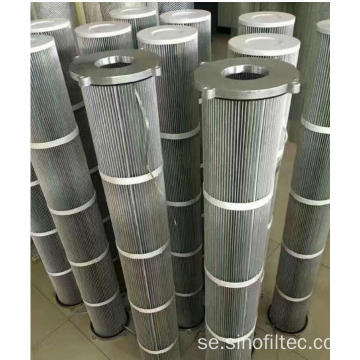 Anti-Static Dust Air Filter Cartridge