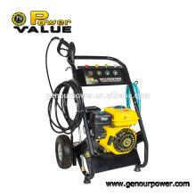 Power Value máquina de limpieza Lavadora de alta presión coche limpiador con combustible de gasolina