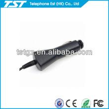 Chargeur de voiture USB simple avec câble pour Iphone4