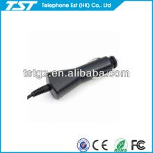 Único carregador de carro USB com cabo para iphone4
