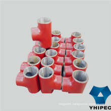 ASTM A234 Wpb P12 P22 P91 Pipe Fittings Tee